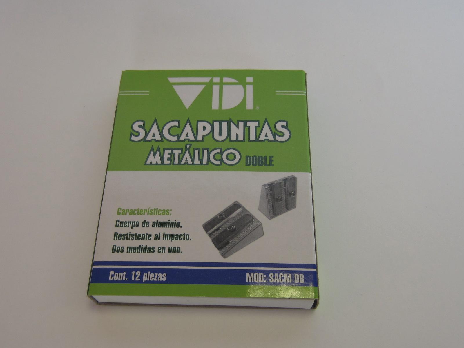 Finelnno 12 Piezas Sacapuntas Doble Agujero Sacapuntas Nios con ...